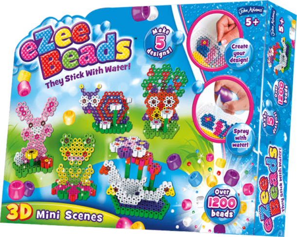 Win eZee Beads 3D Mini Scenes & Refill Pack {Giveaway}