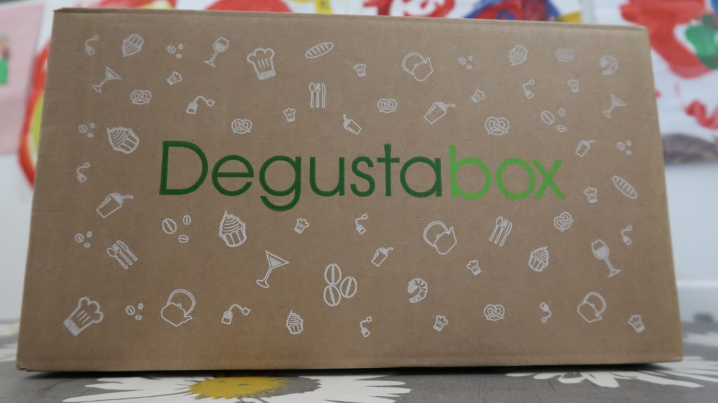 Degustabox Monthly Food Subscription Box {Review}