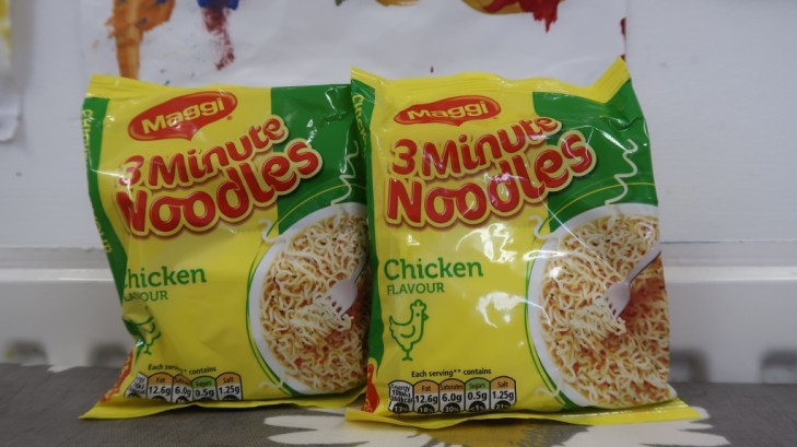Maggi 3 minute noodles