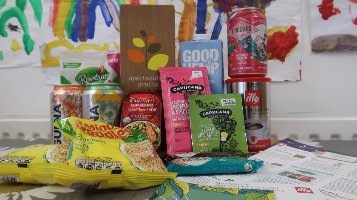 Degustabox Monthly Subscription Box August 2018