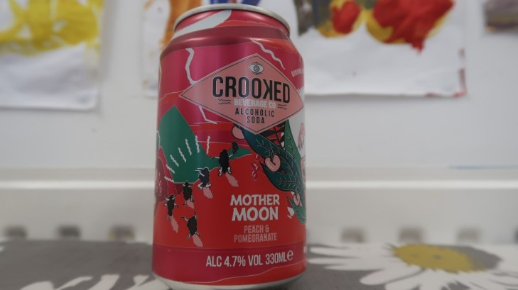 Crooked Beverage Co Mother Moon Drink