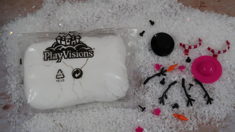 floof snowman accessories
