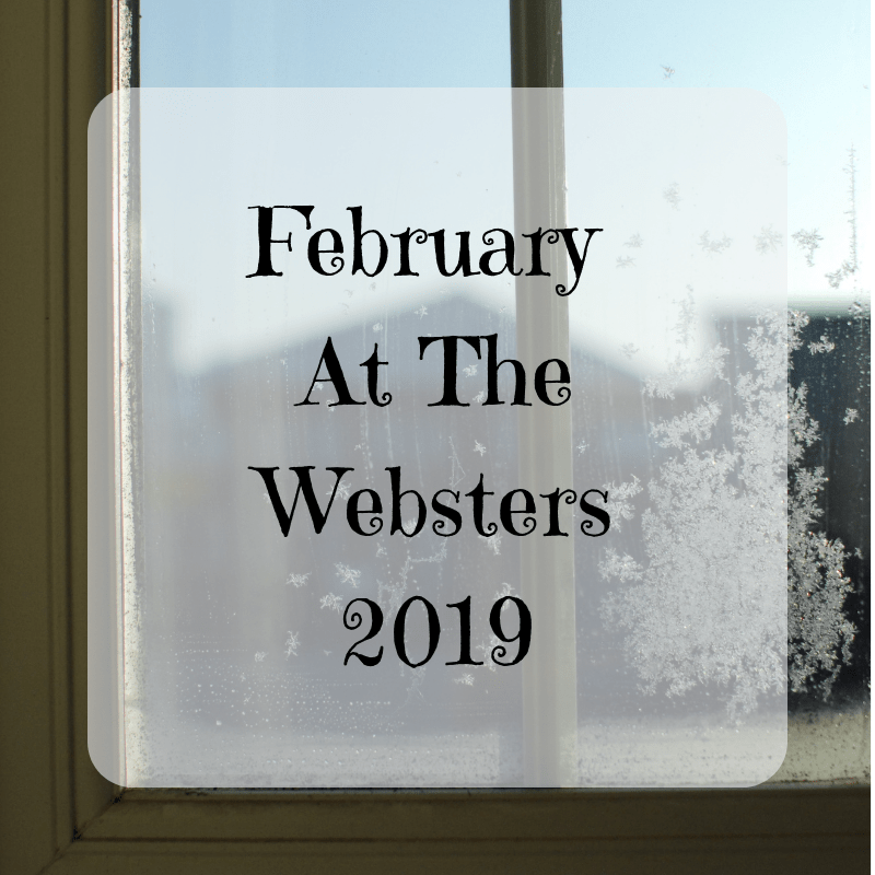 February Monthly Round-Up {2019}