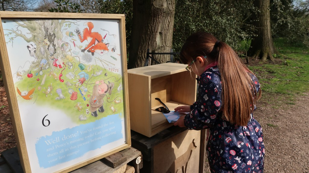 Easter Fun With Dunham Massey & Percy The Park Keeper