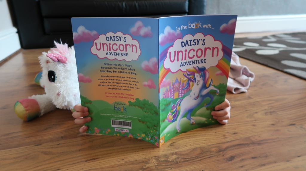 In The Book Personalised Storybook {Review}