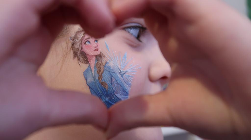Disney Frozen II Face Paintoos {Review}