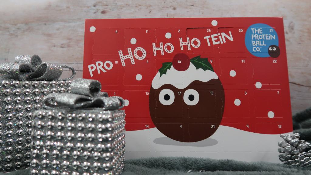 The Protein Ball Co. Christmas Advent Calendar {Review}
