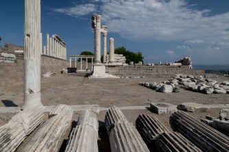 Sanctuary of Trajan, Pergamon
