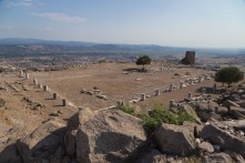 Pergamon, First Views