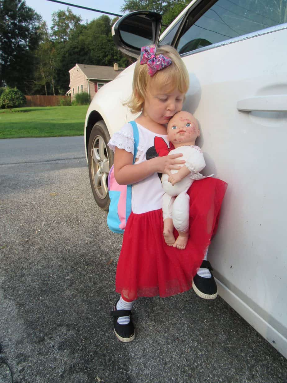 A New Chapter-A New Type of Adventure-Abby Girl Goes to school