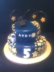 Wall-E Birthday Cake