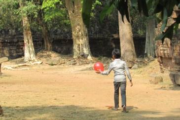 Templeballoon