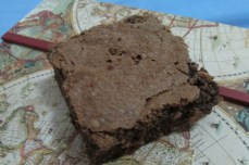 Brownie from the Kampot Pie & Ice Cream Palace.