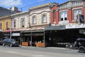 Smith Street in Collingwood