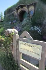 Bilbo's Hobbit hole