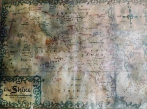 A Map of the Shire