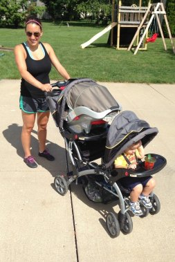 3 days postpartum