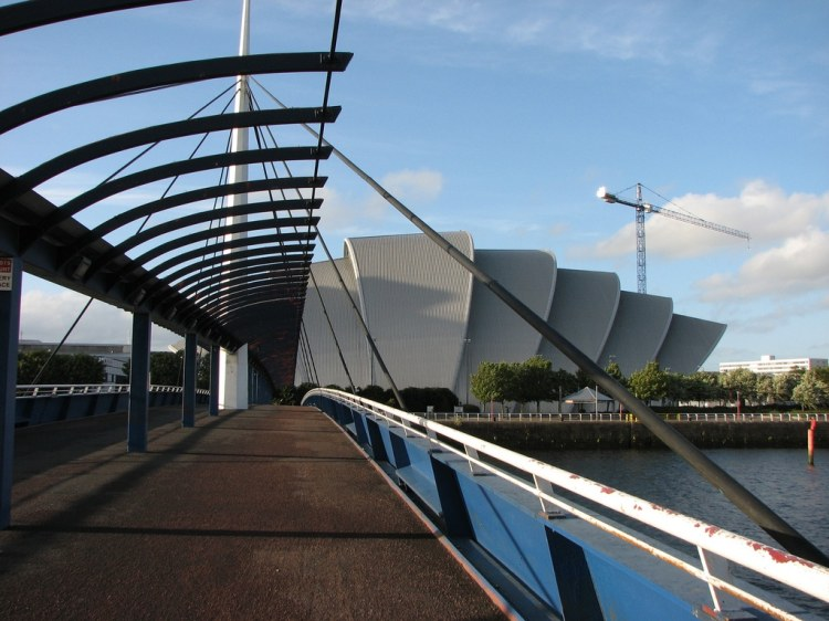 Clyde Auditorium - Photograph by Abraham Chacko