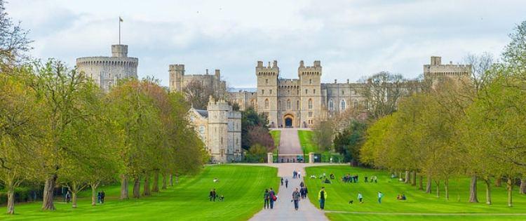 Windsor Castle - photo by Jack Pease