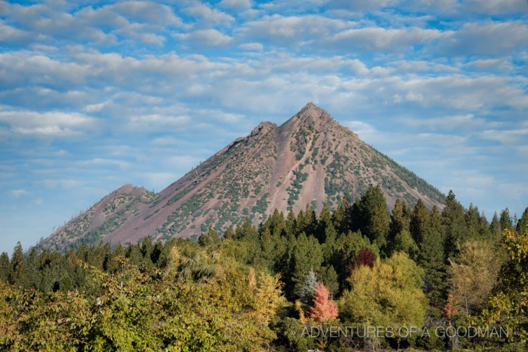 Black Butte is located right next to Mt. Shasta Town, and is an incredible place of power in its own right