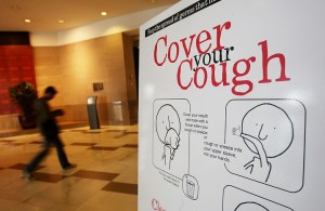 New York Public Information Campaign Warns of Swine Flu
