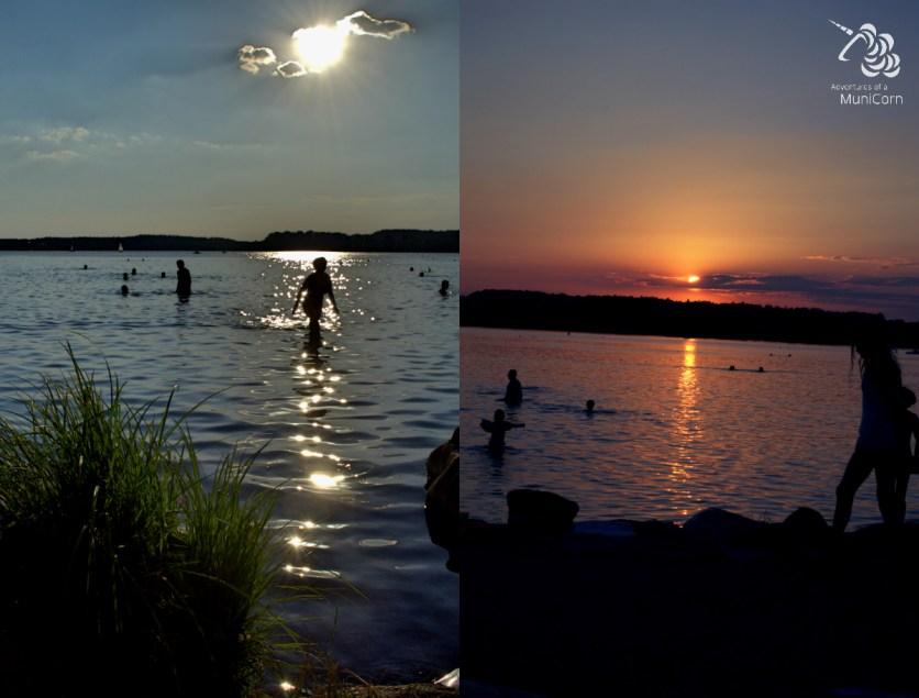Sommerabend am Wörthsee