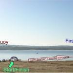 Ice Breaker Open Water Swim Race Report