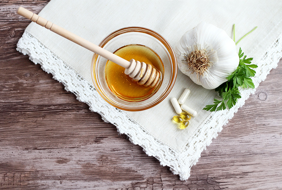 8 Natural Cold and Flu Remedies