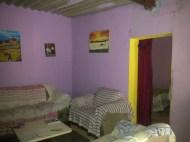 House interior, Ocotito, Mexico
