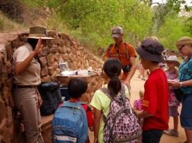 Junior Ranger program, Zion National Park