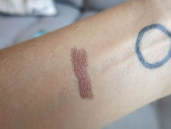 "LOC One & Done Shadow Stick, ""Impress Me"" swatch - Birchbox"