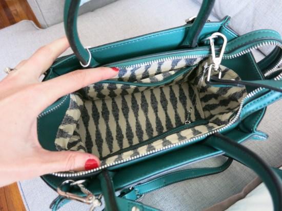 Octavia Valencia Mini Structured Satchel