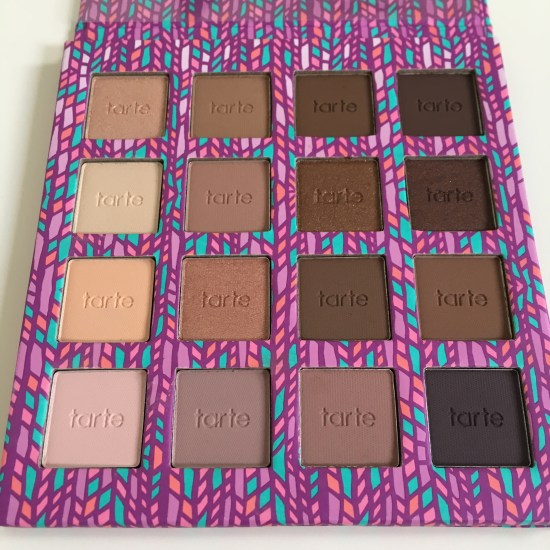 tarte cosmetics limited edition eye love you eye palette