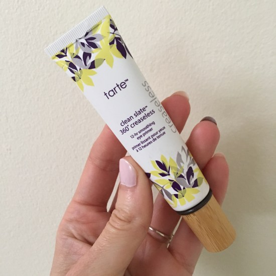 tarte clean slate 360 creaseless 12 hour smoothing eye primer