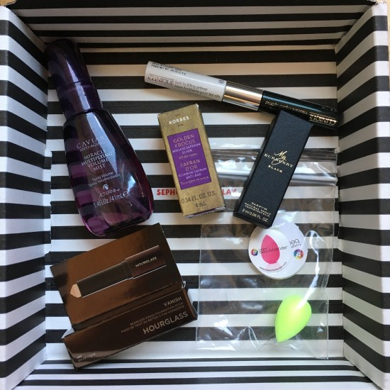 Play! by Sephora August 2017 Samples
