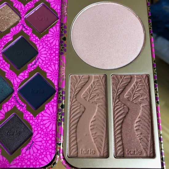 Tarte Limited-Edition Treasure Box Collector's Set Highlighter and Bronzers