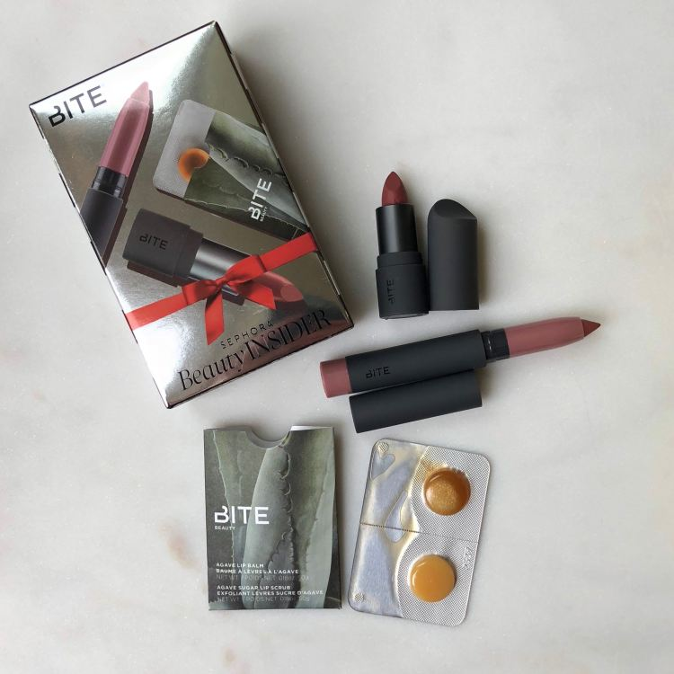 Bite Beauty Sephora Birthday Gift 2018