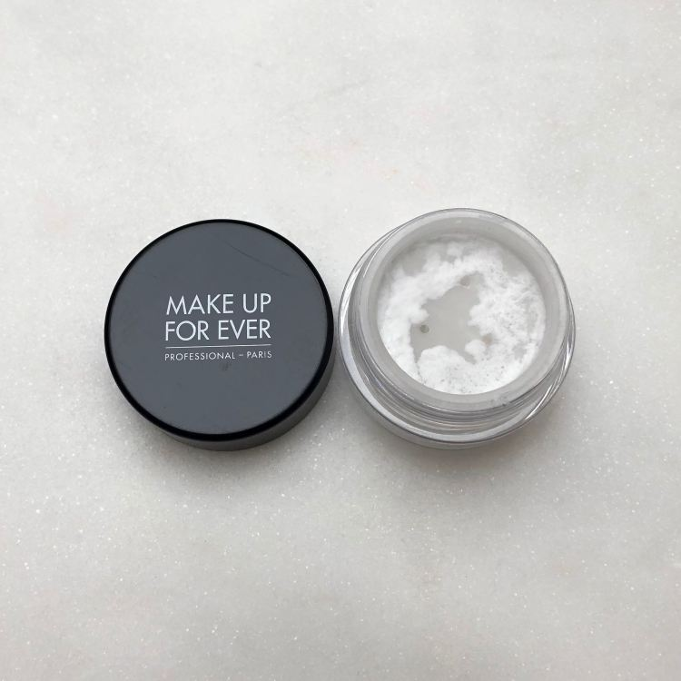 Make Up For Ever Ultra HD Microfinishing Loose Powder | Play! by Sephora