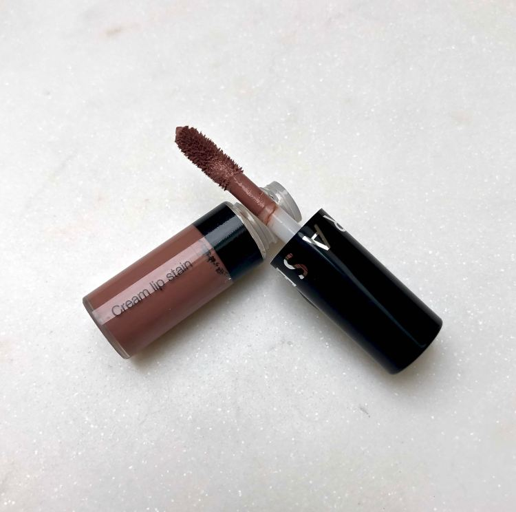 Sephora Collection Cream Lip Stain Liquid Lipstick in Pink Tea  | Play! by Sephora