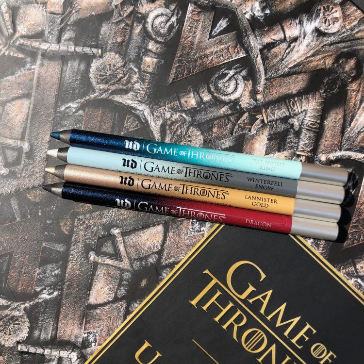 24/7 Glide-On Eye Pencils   Urban Decay Game of Thrones Vault