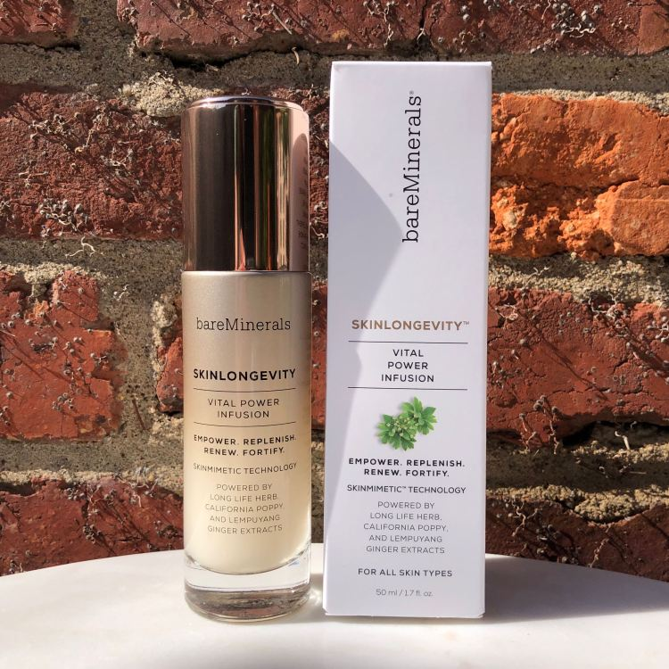 Skinlongevity Vital Power Infusion Serum | bareMinerals