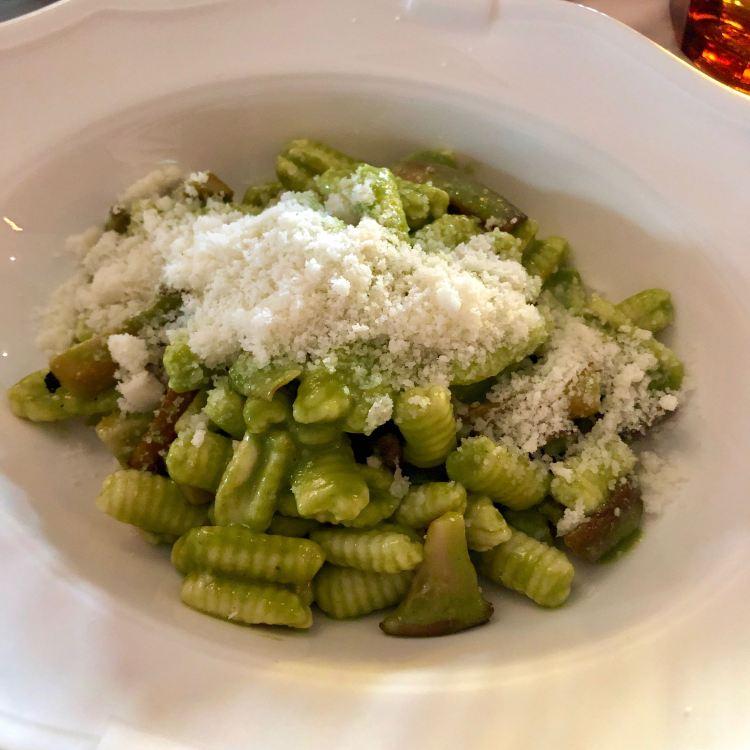 Birthday pasta at Officina