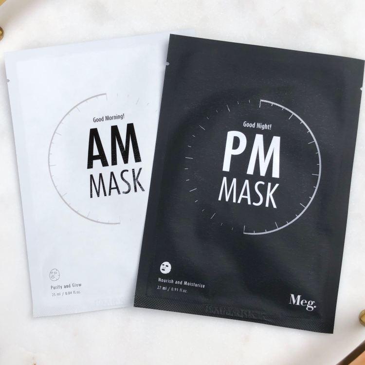 Meg AM Mask and PM Mask