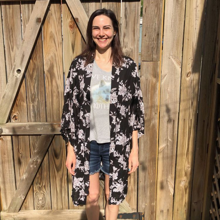 Spiritual Gangster Maya Kimono | FabFitFun