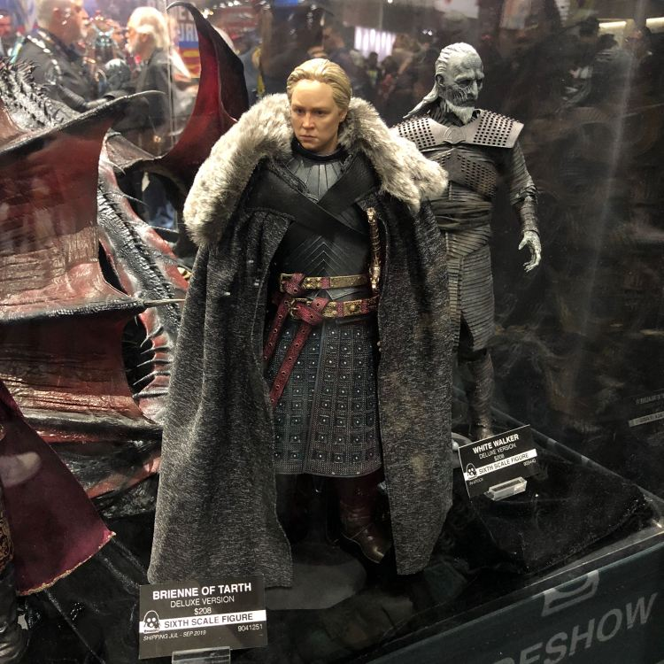 Ser Brienne of Tarth - Sideshow Collectibles