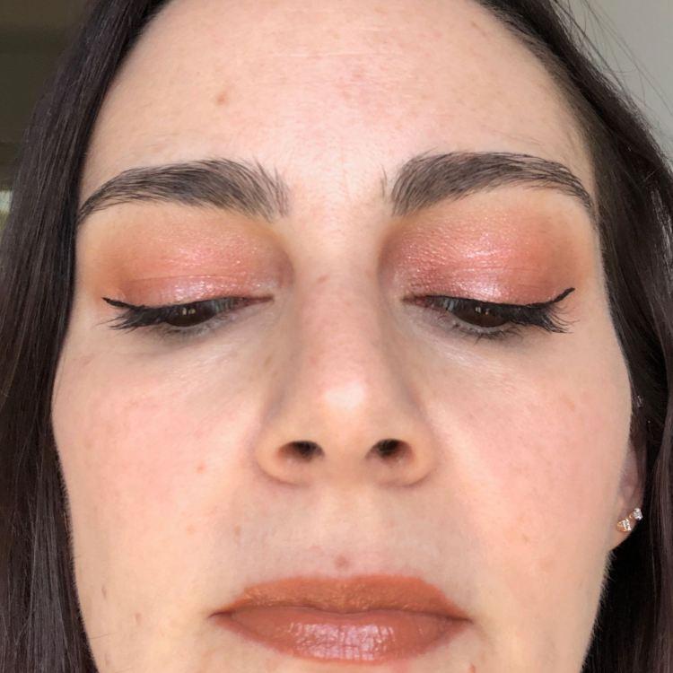Atomic Makeup Cream Eyeshadow in Havana Affair