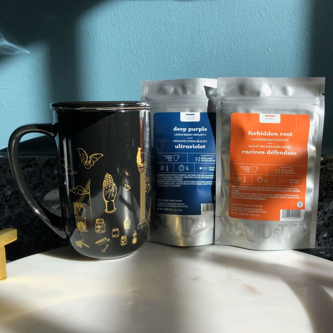 David's Tea Fall Collection