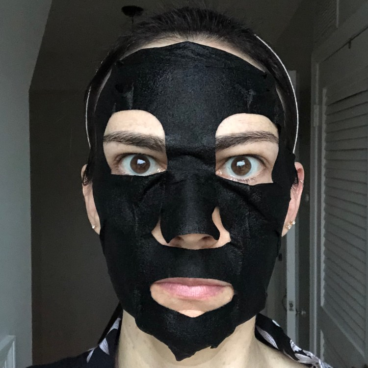 Yes to Tomatoes Detoxifying Charcoal Mask