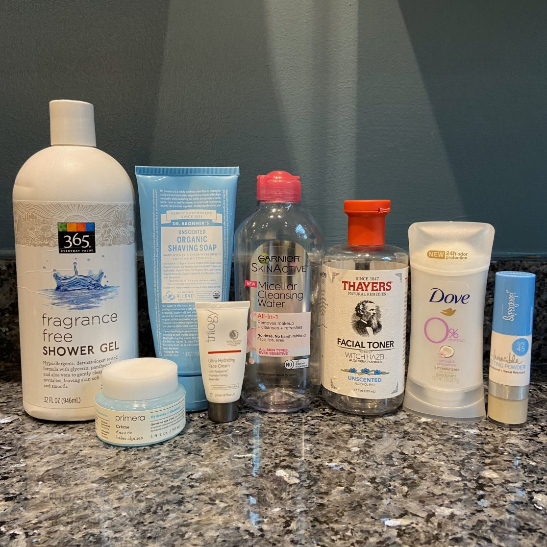 April 2020 beauty empties