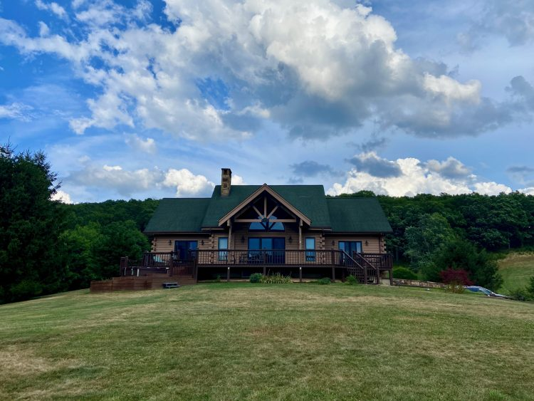 Airbnb in WV